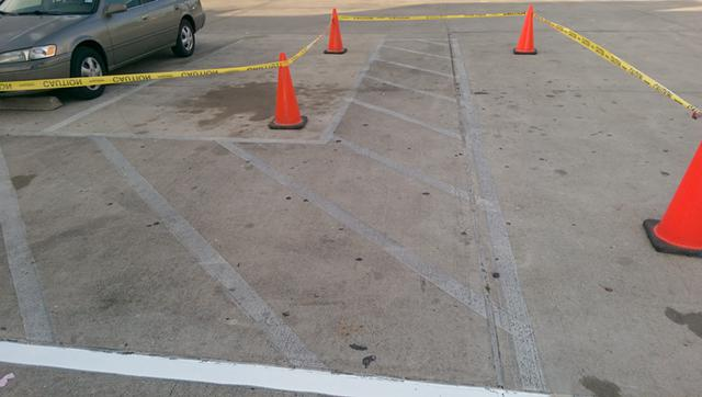 parking lot restriping services