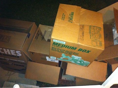 $300 in U-Haul Moving Boxes to Best Offer (Lakefront)
