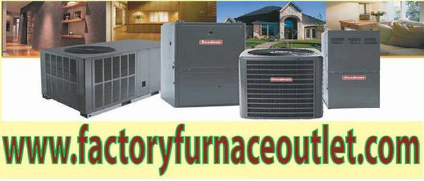 Buy your Furnace direct and save Big $ (Houma)