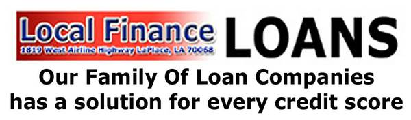 TRAVEL LOAN SERVICES by Local Finance  BATON ROUGE LA