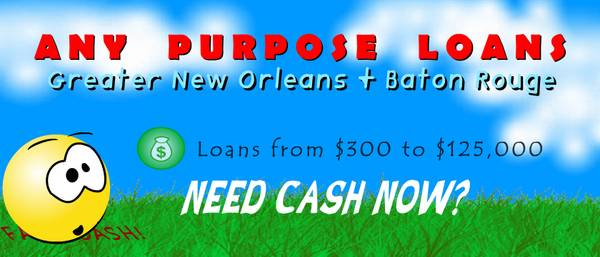 COMMUNITY LENDER NOW SERVING GREATER NEW ORLEANS LA  NOLA