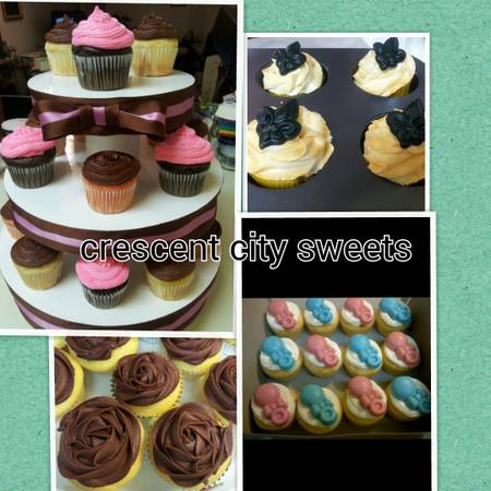 Delicious cupcakes for special occasions or any day   new orleans area