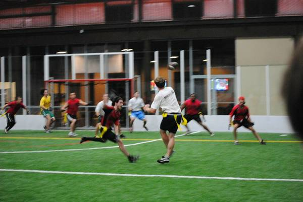 Referees needed for flag football league  New Orleans Metro Area