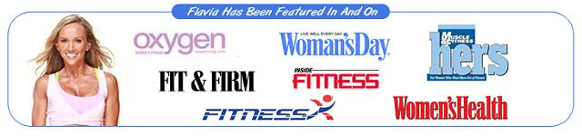 Bodylicious by Flavia Del Monte Fitness  Exercise  Nutrition Program for Women