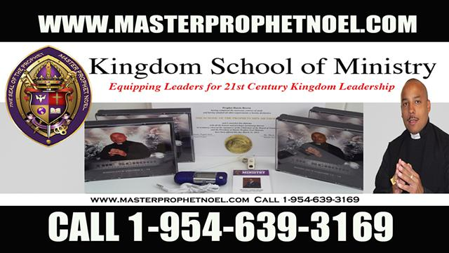 Join The School of The Prophets - Become Ordained Prophet