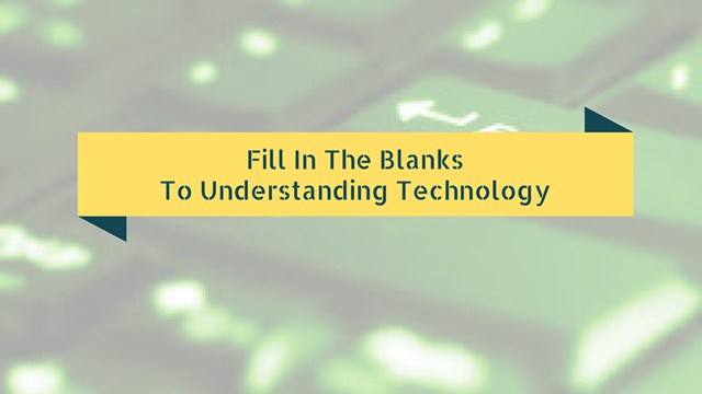 Need To Know More About Technology  But Dont Know Where To Start