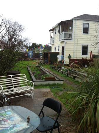 -  400   2br - Sublet great room in Midcity for August  Bayou St  John