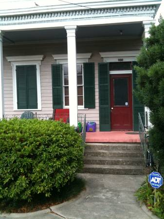 -  1000   1br - 1000ft sup2  - Gorgeous Historic Shotgun - Flexible Dates  Algiers Point