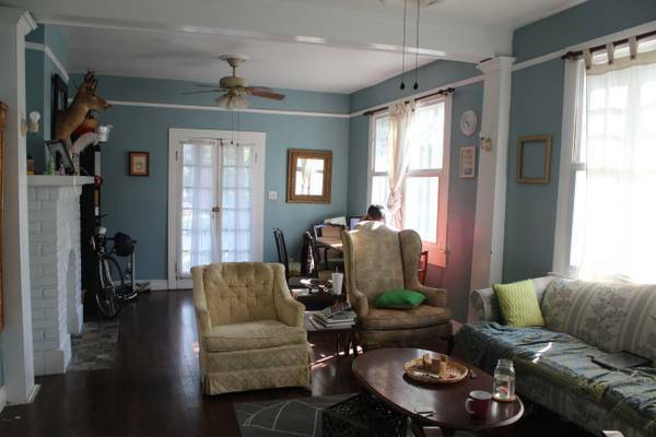 -  525   3br - Sublet for the month of August  Mid-city