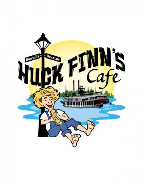 Huck Finns  - 135 Decatur Street  New Orleans French Quarter  Louisiana 70130 - Ph 504 529-8600