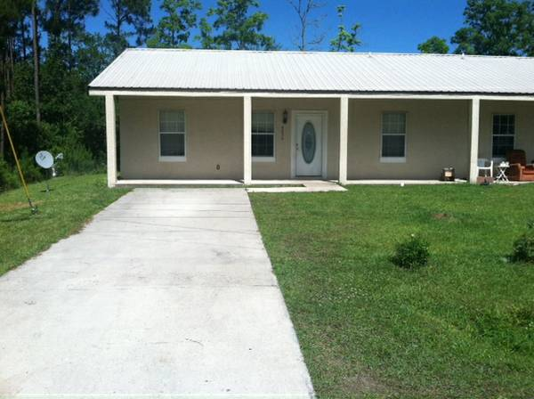 -  600   3br - BOTH SIDES OF DUPLEX FOR RENT IN BAYSIDE PARK  BAY ST LOUIS  MS