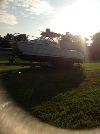 Fishing diving boat for sale trade -   x0024 70000  Houma