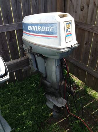 25hp evinrude for sale -   x0024 350  Thibodaux