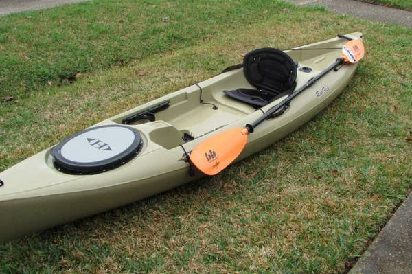 Heritage Redfish 12 Fishing Kayak - $450 (Houma)