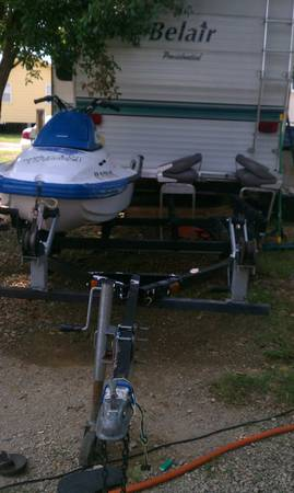 95 Yamaha Wave Runner III (Baton Rouge Area)