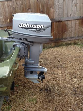 25hp Johnson -   x0024 1150  Houma La