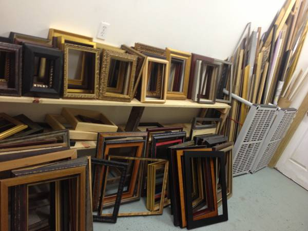 Frames and framing molding for sale  Algiers Point