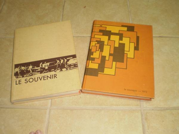 Southeast LA University Yearbooks - $7 (Metairie)