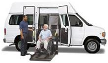 Make Money Transporting Elderly and Disabled