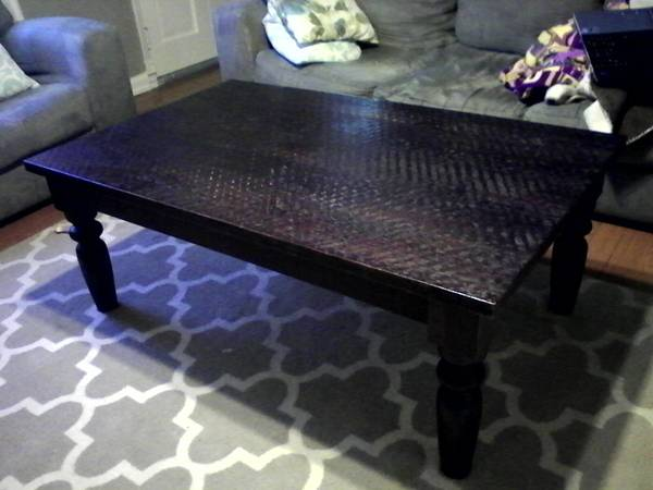 Coffee Table For Sale Pics Included 120 Houma La Or New Orleans La Furniture Houma