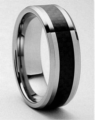 FOREVER LASTING Tungsten BANDS -  29  Houma