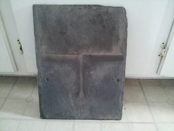 old slate roofing tile -   x0024 2  bourg