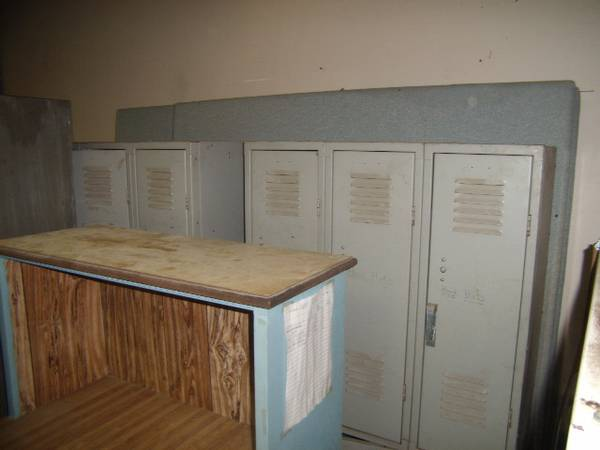Storage Lockers for Sale - x002460 (The Regional Military Museum)