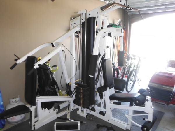 Parabody 525 Home Gym - $1200 (Houma)