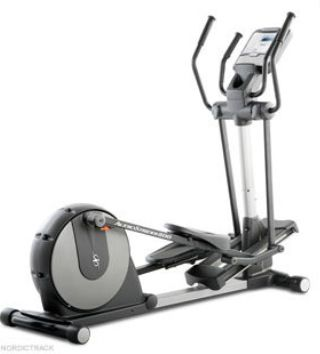 Nordic Track Audio Strider 800 Elliptical - $650 (Houma, LA)
