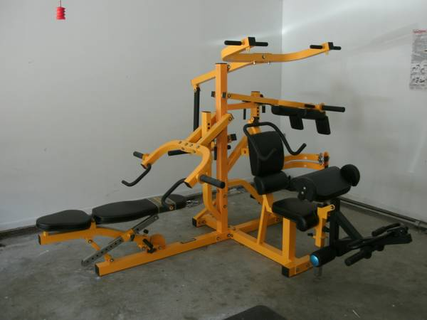 Home Gym System, Weights, Accessories, and More - $1000 (Algiers)