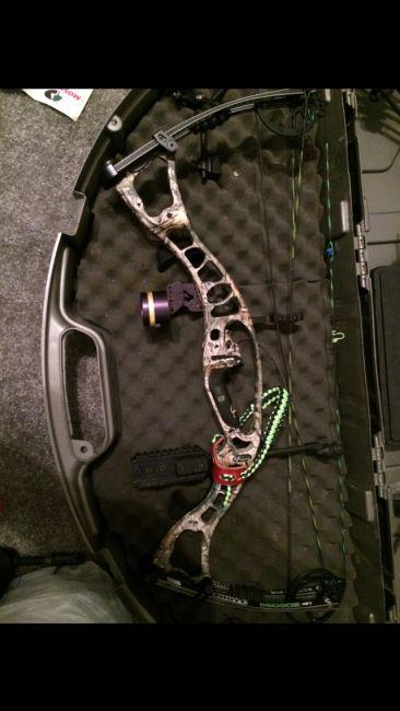 $500, Hoyt maxxis bone collector edition