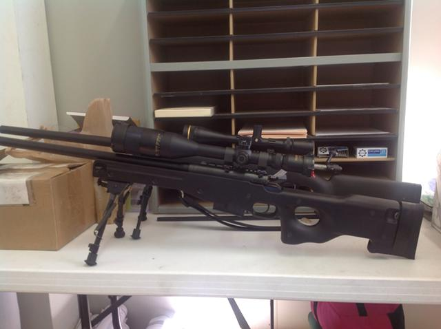 ACCURACY INTERNATIONAL 308 WTT WTS