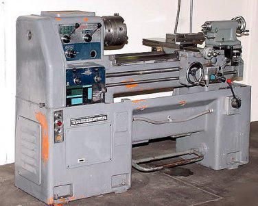 3 900  14 Engine Lathe  Takisawa Tsl-1000 inchmetr