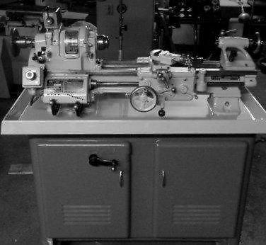 4 800  Heavy 10 South Bend Lathe Good Shape