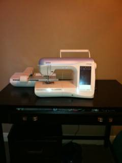 EmbroiderySewing Machine - $2225 (Mandeville, LA)