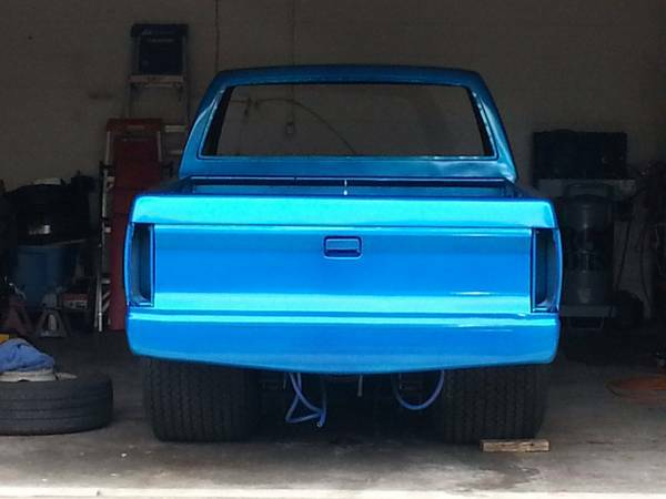 1991 CHEVY S-1O - $1000 (KENNER)