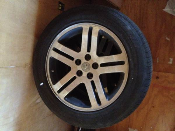 Rims stock Charger - $200 (Bourg, LA)