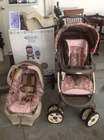 Graco Travel System -   x0024 100  Houma  La