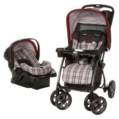 Eddie Bauer Travel Stroller and Car Seat System with 4 Car Seat Bases - $99 (Houma)