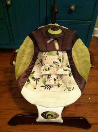 Fisher Price Zen Bouncer Seat - $40 (Houma and New Orleans)