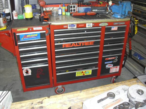 CRAFTSMAN TOOL BOXES TOOLS, POSSIBLE TRADE FOR TRUCK - $1 (HOUMA)