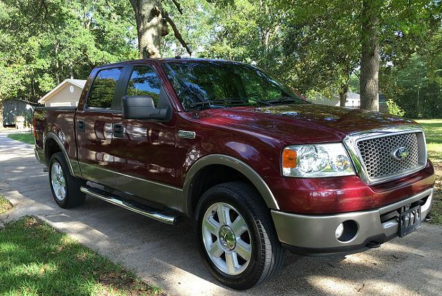 5 521  Perfect 2006 Ford F-150 Lariat