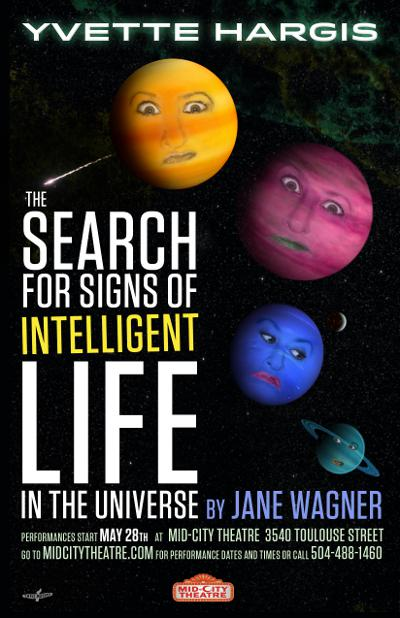 The Search for Signs of Intelligent Life in the Universe