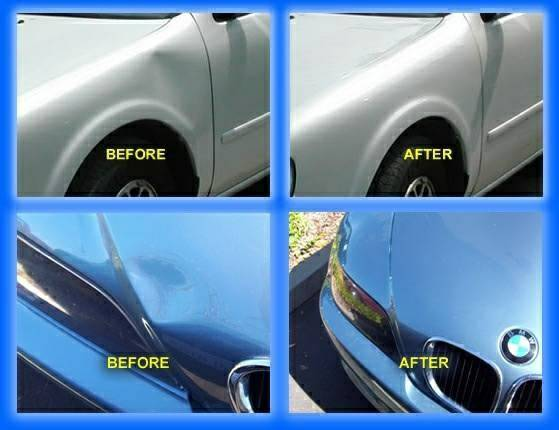 Dent wizard Mobile dent repair we specialize in saving your paint (Mobile)