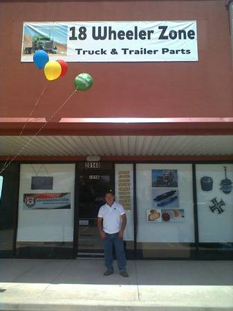 18 WHEELER TRUCK TRAILER PARTS (KATY TX)