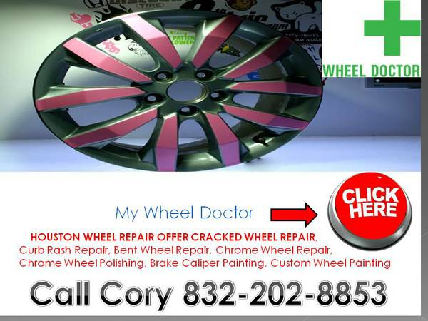 Wheel Rim Painting Custom paint your wheels 2 match your Car (Call Cory)