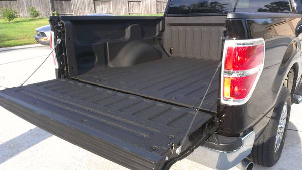 SPRAY ON BEDLINER (HOUSTON TX)