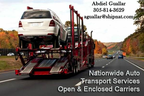 Nations Auto Transport (Nation Wide)