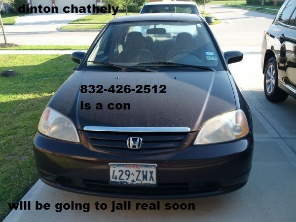 cheap car for rent is a crook in your area (clear lake)