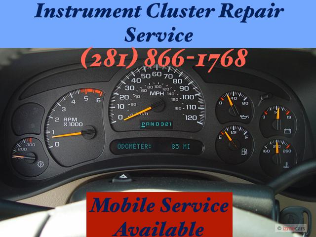 $99, 2003-2006 Chevrolet GM GMC Instrument Cluster Repair Service Lifetime